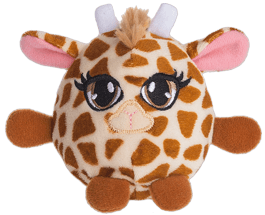 Maple Nut Giraffe